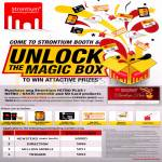 Magic Box Win Attractive Prizes
