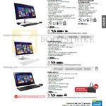 AIO Desktop PC ET2323INT-BF031Q, ET2323INT-BF032Q, ET2230INK-WC015Q, PT2001-BE011Q