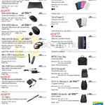 Accessories ROG, Covers, Bags, Mouse, Adapter, Carry Bag, Backpack