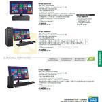 Desktop PCs ASUSPRO, BP1AD-I34150416F, BP1AE-I54590105F, BP1AD-I54590417F, BT1AE-I5459S037F