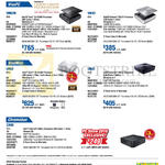 Desktop PCs VivoPC, VM62N, VM42, VivoMini, UN62, UN42, Chromebox CN60