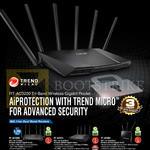 Networking Wireless Routers RT-AC3200 RT-AC87U RT-AC68U