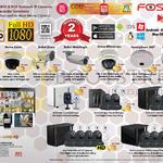 ACTi Foscam Network IPCam POE WiFi Camera