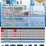 QNAP NAS TS X53Pro TVS X63 TS 253PRO TS 453PRO TVS 463 TS 653PRO TVS 663 TS 853PRO TVS 863