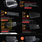 Cybermind, CMStorm, Gaming Keyboards, Mech Mechanical, Trigger-Z Mechanical, Quickfire Rapid-i, TK Mechanical, Ultimate, Octane Membrane, Devastator
