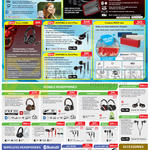 Jam, Mobile Headphones, Headphones, Accessories, Aurvana In-Ear 3 Plus, 2 Plus, Platinum, Gold, Live 2, WP-450, WP-350, Draco HS880, Muvo Mini, Hitz