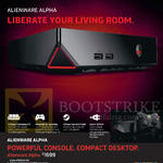 Desktop PC Alienware Alpha