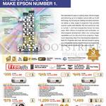 Projectors EB-S03, EB-X03, EB-W03, EB-425W, EB-1776W, EH-TW5200