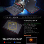 Aftershock GPX-15 Notebook