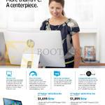 AIO Desktop PC Pavilion Q025d, Q026d