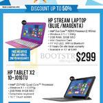 Newstead Notebooks Stream, Tablet X2 10-J016TU
