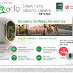 Kaira Arlo VMS3230 Security Camera