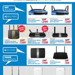 Networking Routers, Range Extenders, WRT1200AC, WRT1900AC, EA9200, EA6900, EA6350, EA4500, E1700, RE6500HG, RE4000W, RE3000W