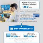 Business Cloud Solutions, Data Centre Co-Location