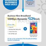 Business Fibre Broadband 50Mbps Dynamic