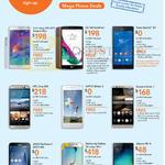 Samsung Galaxy Note 4 S6, LG G4, Sony Xperia Z3, HTC One M9, Oppo Mirror 3, Huawei Mate 7, ASUS Zenfone 2 ZE551ML, Xiaomi Mi 4i