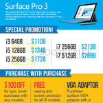 Newstead Surface Pro 3 Tablet
