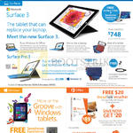 Surface 3 Tablet, Surface Pro 3, Office 365 Personal Home Business 2013 Mac 2011