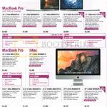 Apple MacBook Pro, Apple MacBook IMac