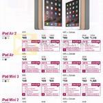 Apple Tablets IPad Air 2, IPad Air, IPad Mini 3, IPad Mini 2