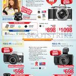 Digital Cameras OM-D E-M10, Pen E-P5, Pen E-P5