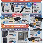 Prolink Wireless Presenter, USB3.0 Hubs, Switches, UPS, PWP102G, PWP103G, PWP105G, PUH302, PUH301, PRO700SFCU