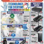 Wireless-N Extenders, Powerline, USB Adapters, Wireless-N Routers