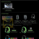 Blade Notebook, Chroma Range Keyboard Mouse