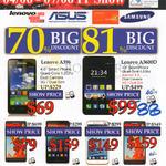 SGVideopro Mobile Phones Lenovo, A396, A3600D, A516, A889, A850, A916