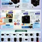 (No Prices) Digital Cameras, Lenses, NX500, NX3300, NX Mini, NX1, Lenses
