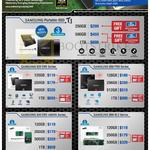 Samsung SSD Portable, 850 Evo, Pro, MSATA, M2, 120GB 250GB 500GB 512GB 1TB