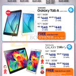 Tablets Galaxy Tab A, Tab S