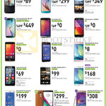 ASUS Zenfone 2 Ze500cl, HTC One M9, Huawei Ascend Mate 7, LG G3 Beat Lte G4 Leon, Lumia 640 Xl, Samsung Galaxy A5 A7 Note 4 S6 Edge, Sony Xperia E4g Z3