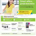 Business Smart Office Suite 100Mbps Business Fibre Bundle