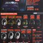 Headphones, Siberia, 9H, H Wireless, 3HV2