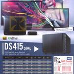 DS415 Play NAS Server