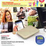 Toshiba Canvio Connect II Portable Hard Disk Drive