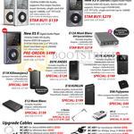 Treoo FiiO Digital Audio Players X1, X3 II, X5 II, E12A Mont Blanc, E11K, E07K, E17K, E18, E12, E06