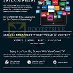 TV, Freedom VPN, Netflix, Hulu, PPTV, Eurosport