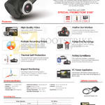 ZMC Automotive Dash Cam H50