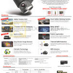 ZMC Automotive Thinkware Dash Cam F750 Driving Recorder