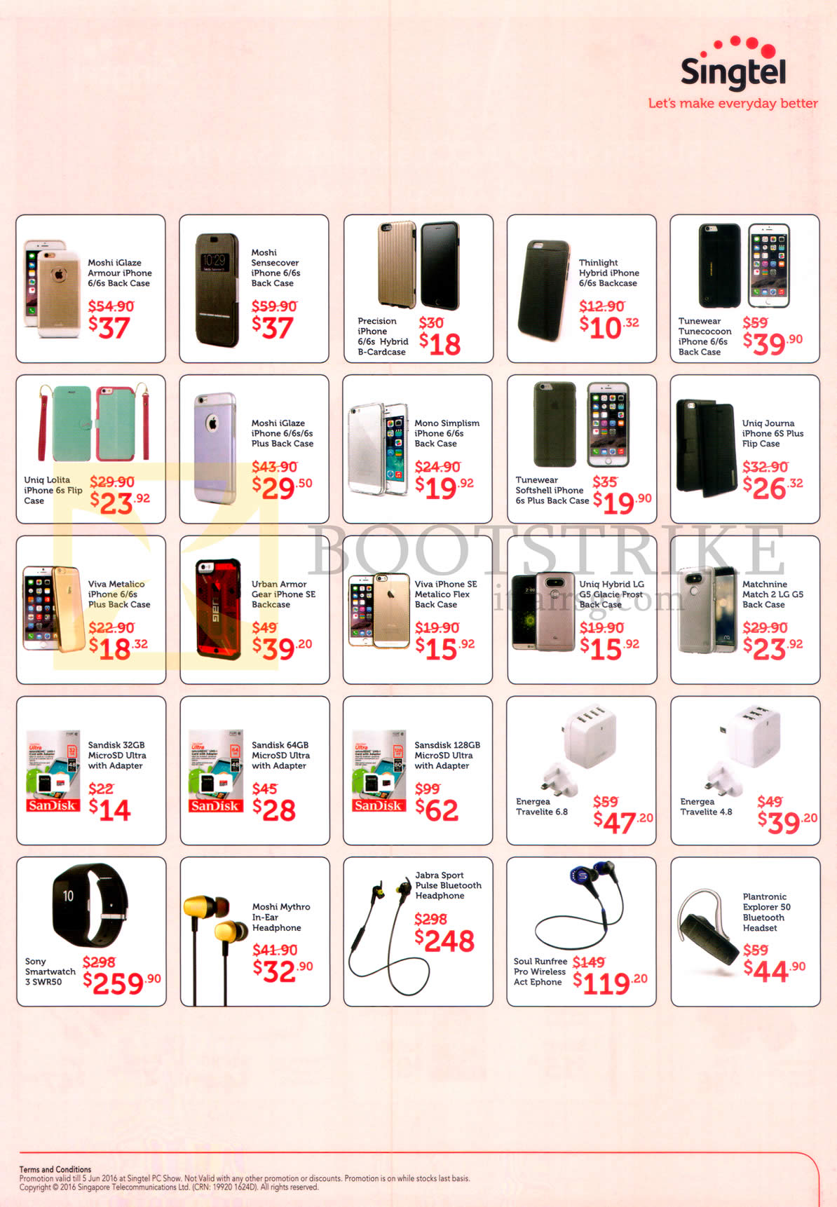 Singtel S Pc Show 2016 Price Lists Flyers Promotions