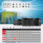 Asustor NAS A-1002T, 3102T, 5002T HDMI, 1004T, 3104T, 204T, 5004T HDMI, 7004T, 606T, 5108T, 608T, 5110T, 7010T