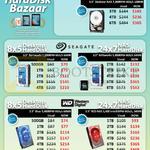 Internal Desktop HardDisk HDD, HGST, Seagate, WD Western Digital, NAS HardDisk, 500GB, 1TB, 2TB, 3TB, 4TB, 6TB, 8TB