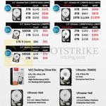 Internal HDD Bazaar Deskstar NAS, Ultrastar HE, Mobile Travelstar, Ultrastar, 500GB, 1TB, 2TB, 3TB, 4TB, 6TB, 8TB, 10TB