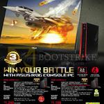 Desktop PC Console ROG GR8-R123Z, GR6-R021R