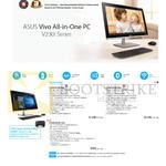 Desktop PCs AIO Vivo PCs V230I Series, V230ICGT-BF044X, V230ICGT-BF026X, V230ICUK-BC103X
