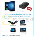 Microsoft Promotion Free Designer Bluetooth Mouse With Selected Windows Devices