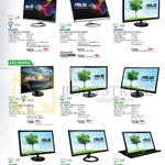 Monitors IPS LED MX27AQ MX239HR VS239HV VP278H VS248HR VS247HV VS228NE VX207DE MB169B+
