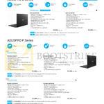 Notebooks ASUSPRO Series, B551LG-CN075G, B551LG-CN076G, P5430UA-FA0021E, P5430UA-FA0020E, P2430UJ-WO0044E, P2430UJ-WO0046E